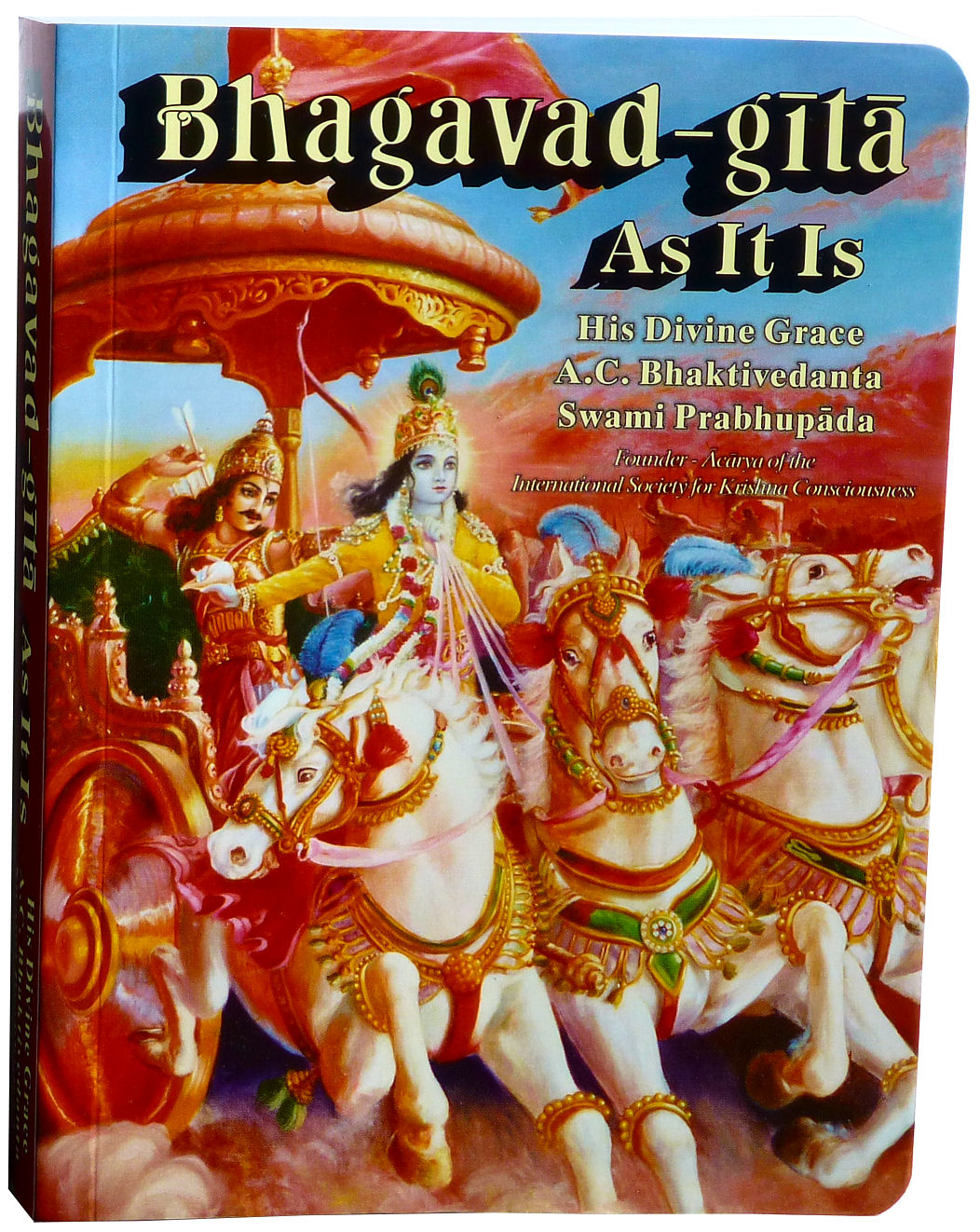 Srila Prabhupadas originale Bücher in deutscher Sprache